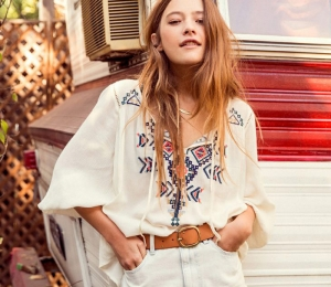 Style Tips για τα Boho-Chic Top