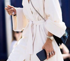 All-White Trend