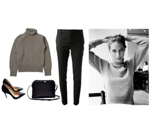 Style: Ultra Chic Office Look