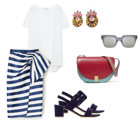 Style: Καλοκαιρινό Office Look