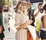 Street Style Look για βραδινά ραντεβού