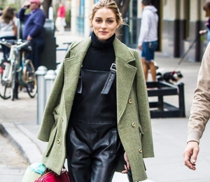 NYC: Street Style Look από την Olivia Palermo