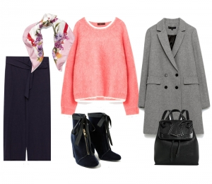 Style: Luxe Casual Look