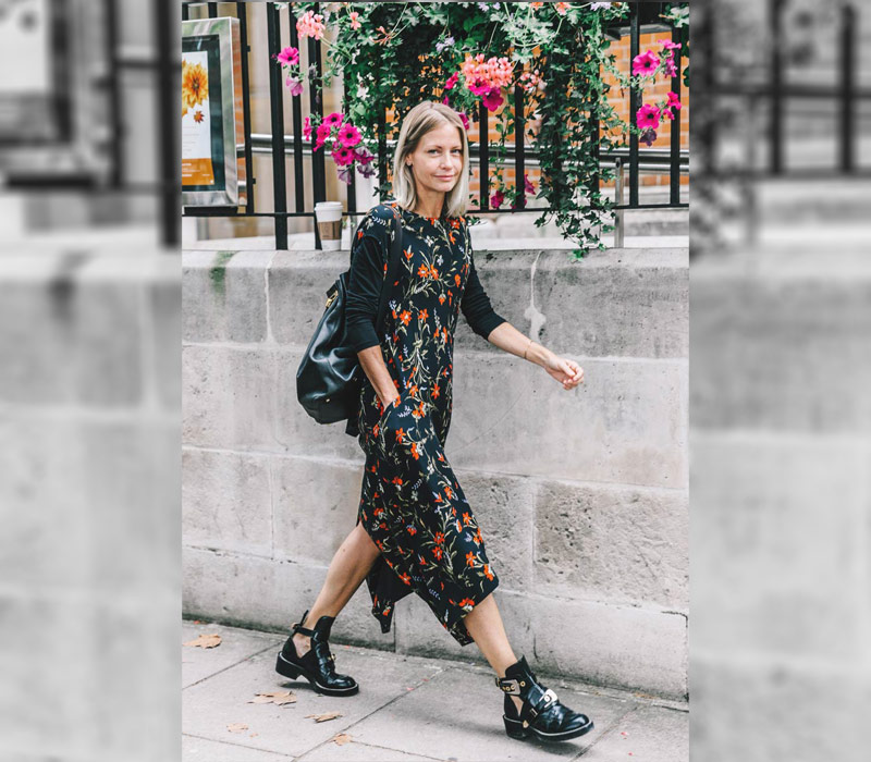 3 Look με Floral