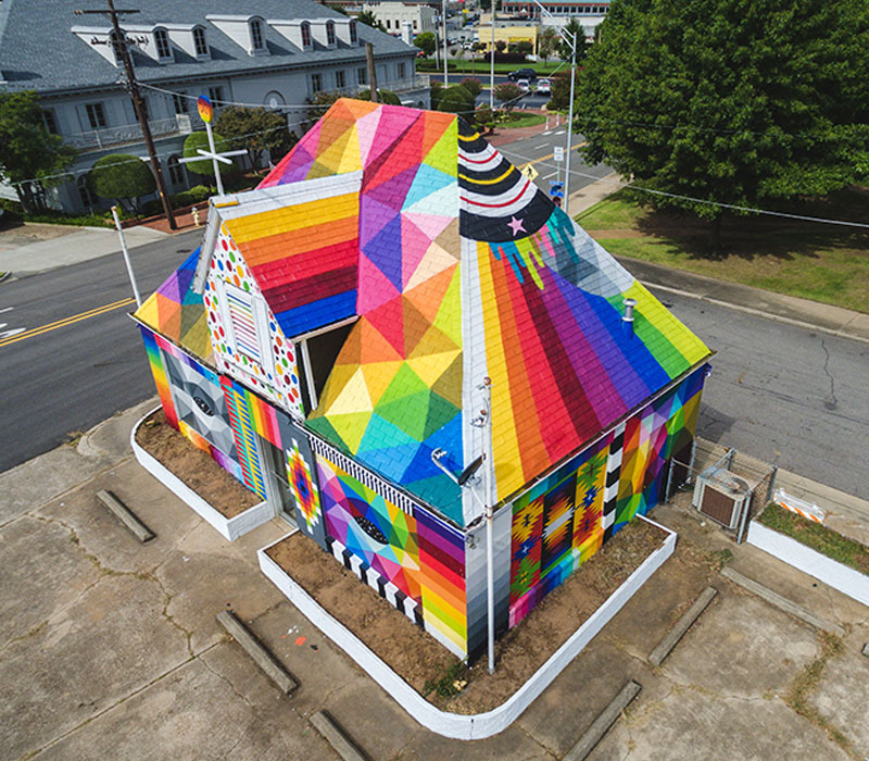 Okuda, The Universal Chapel
