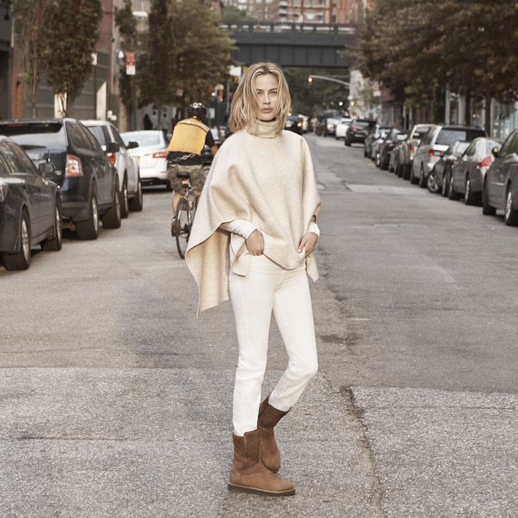3-poncho-with-white-denim-and-uggs