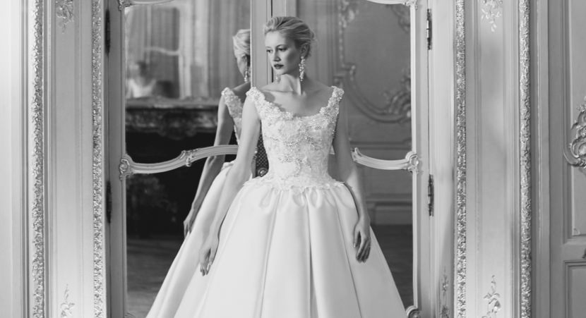 Phillipa-Lepley-Full-Skirted-Bespoke-Beaded-Embroidered-Wedding-Dress