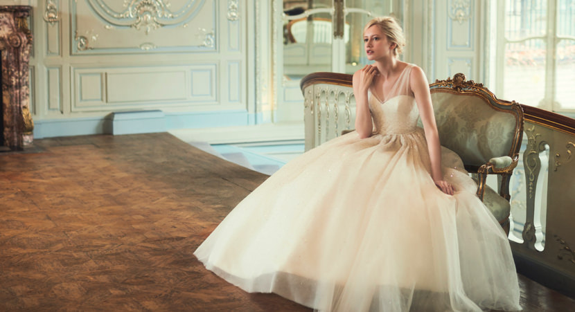 Phillipa-Lepley-Full-Skirted-Tulle-With-Straps-Embellished-Wedding-Dress