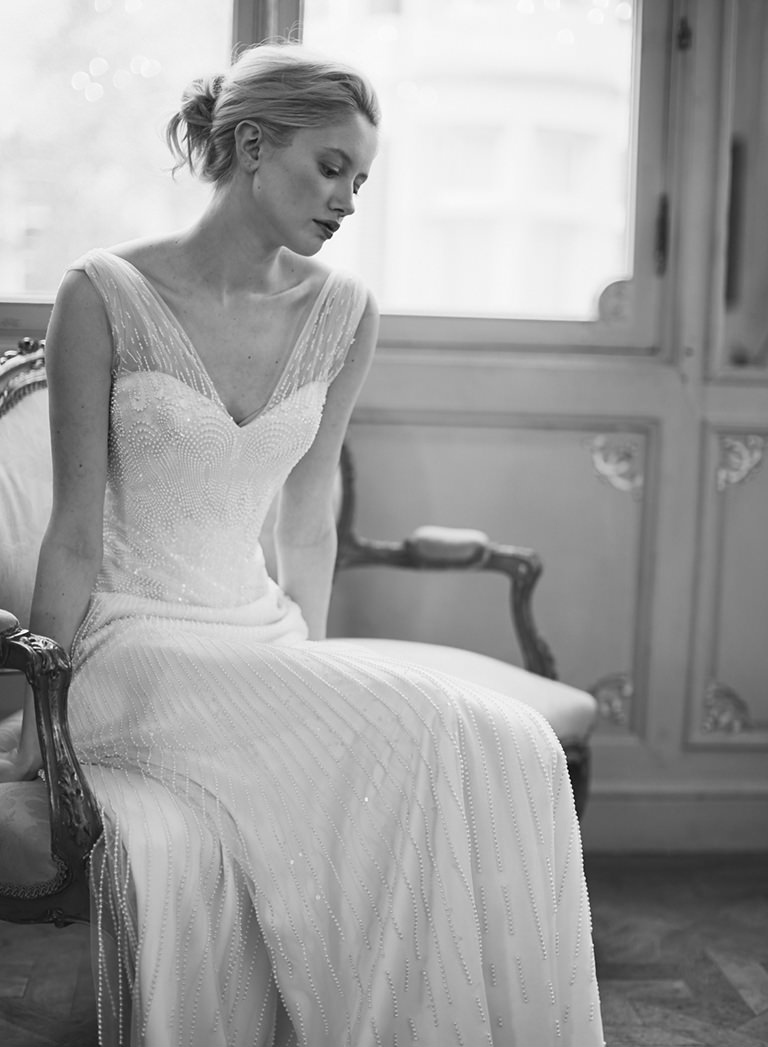 Phillipa-Lepley-Satin-Plain-Long-Train-Wedding-Dress