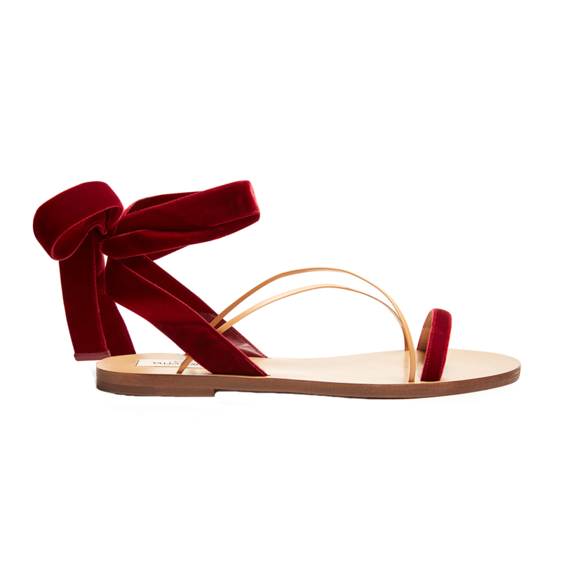 Valentino-Red-Suede-Sandal-800