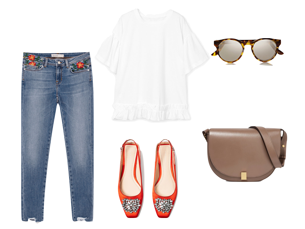 Style: Glam Flats