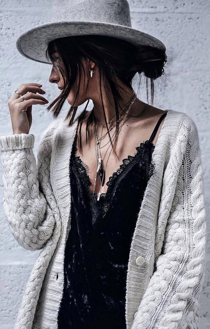 fall-trends-hat-plus-knit-cardigan-plus-top