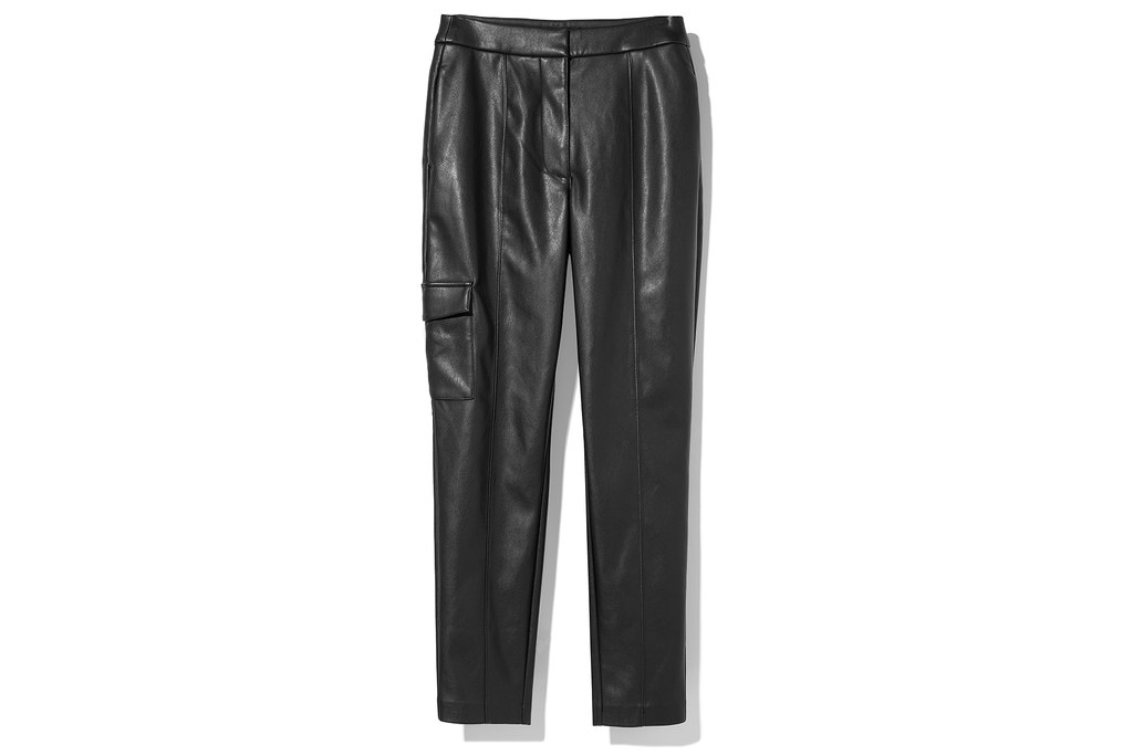 Reserved Leather Trousers